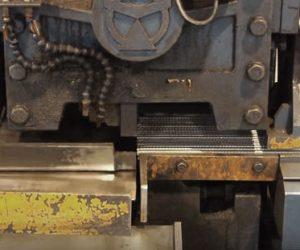 鉄筋の切断工程を動画でご紹介