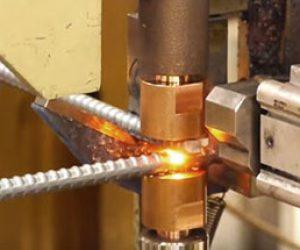 鉄筋溶接を動画でご紹介